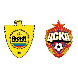 Anzhi Makhachkala vs CSKA Moscow