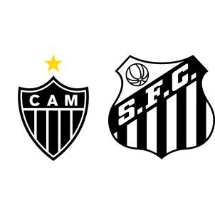 Atletico MG vs Santos FC