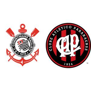 Corinthians vs Atletico PR
