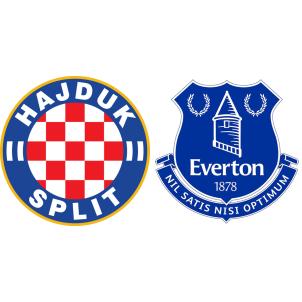 Hajduk Split vs Everton