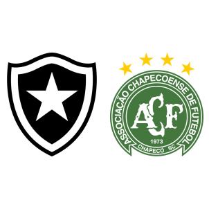 Botafogo RJ vs Chapecoense