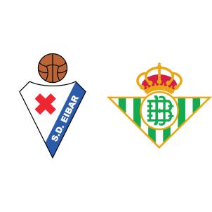 Eibar vs Real Betis