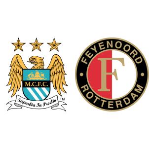 Manchester City vs Feyenoord