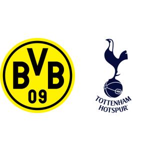 Borussia Dortmund vs Tottenham Hotspur