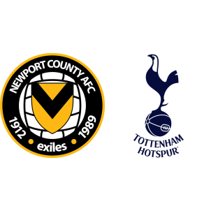 Newport vs Tottenham Hotspur