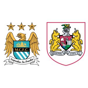 Manchester City vs Bristol City