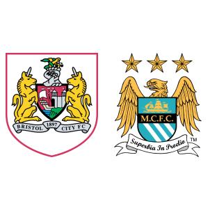 Bristol City vs Manchester City