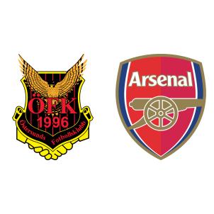 Oestersunds FK vs Arsenal