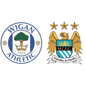 Wigan vs Manchester City