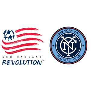 New England Revolutions vs New York City
