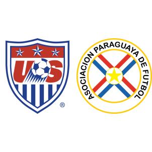 USA vs Paraguay