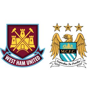 West Ham vs Manchester City