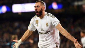 Real Madrid - Karim Benzema